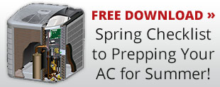 Spring Checklist to Prepping Your AC for Summer!