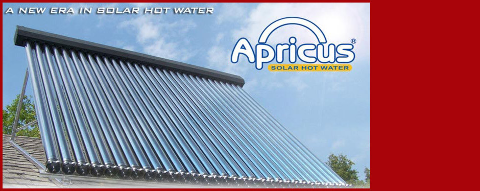 Apricus Solar Hot Water Systems