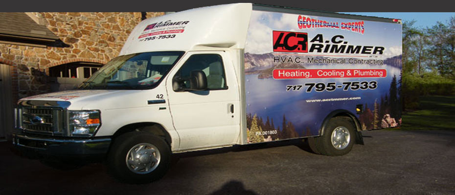 About A.C. Rimmer - Geothermal, Heating, Cooling, Plumbing