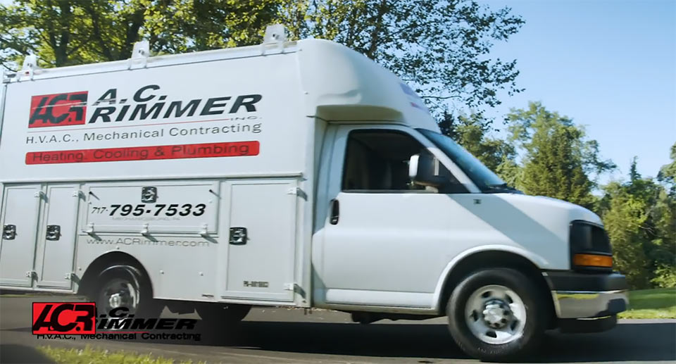 AC Rimmer Service Vehicle